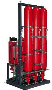 Sistemas de arranque hidráulico