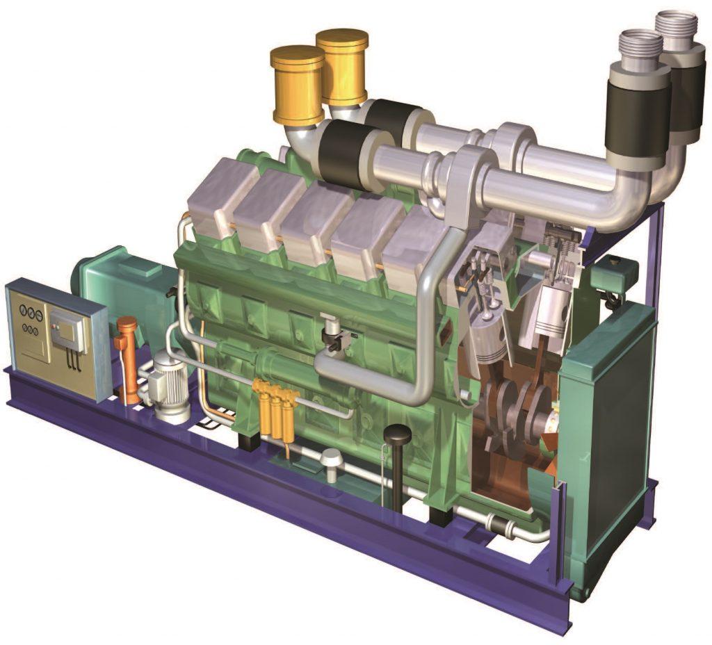 Soluciones de control y monitorización de motores