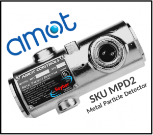 Detector de partículas de metal MPD2