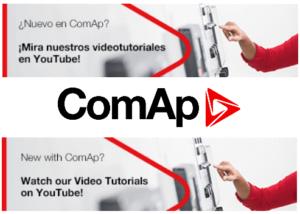 Mira nuestros tutoriales ComAp en español